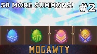 getlinkyoutube.com-50 MORE SUMMONS! Monster Super League - Summon Video #2