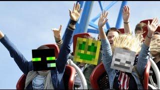 getlinkyoutube.com-Minecraft Rollercoaster mit Mod! Für Arazhul LarsOderSo und Chaosflo44
