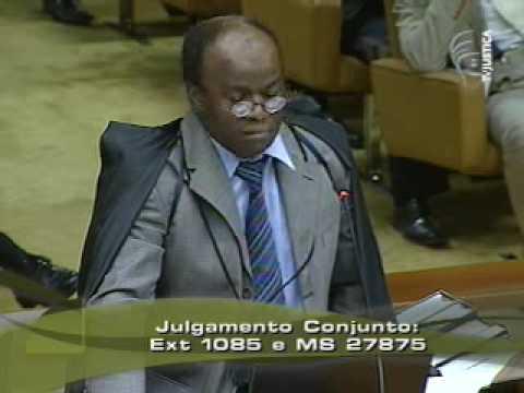 Voto do ministro Joaquim Barbosa no caso Battisti (14/20)