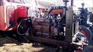 getlinkyoutube.com-Tractor U650 cu motor Saviem