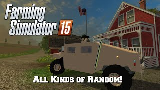 getlinkyoutube.com-Farming Simulator 2015: Mod Spotlight #67: All Kinds of Random!