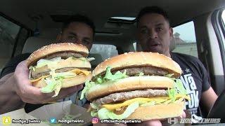 getlinkyoutube.com-Eating McDonald's Grand Mac  @hodgetwins