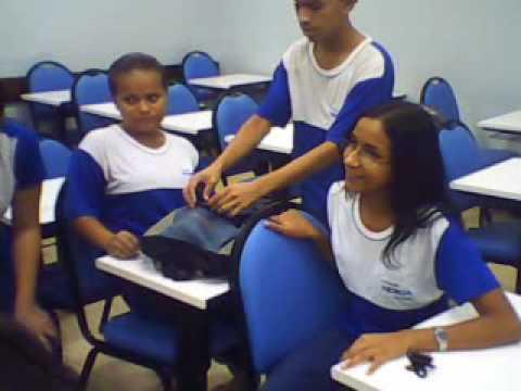 Fundaçao Nokia de Ensino- 2° AT 2008 - Eu Quero ser o seu amor aaa Amor