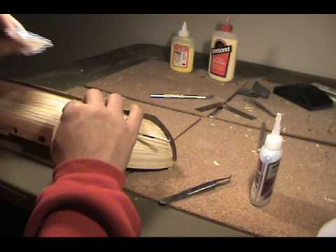 Ship Model - Armed Virginia Sloop, 1768 - Model Shipways, 1st Layer of Planking - Part 3