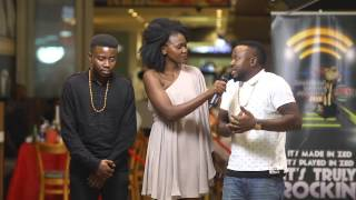 The Road to the Zambian Music Awards 2015 - Episode 3, Part 1