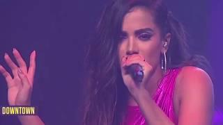 Downtown - Anitta feat. J Balvin   Festa Combatchy São Paulo   Multishow