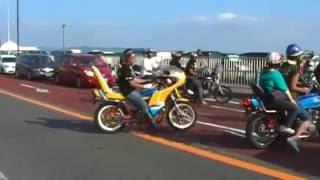 getlinkyoutube.com-11年夏湘南七里ヶ浜旧車會