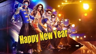Film Happy New Year gets Grand Opening