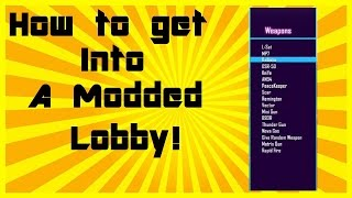 getlinkyoutube.com-How to get into a modded lobby! (Black Ops 2 Glitch)