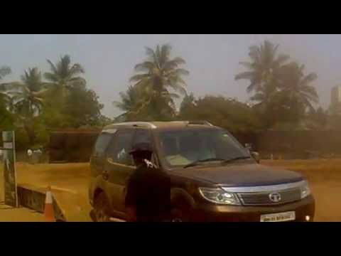 TATA Safari Storme- The Real SUV in Kolhapur 19 May 13_ Part-02