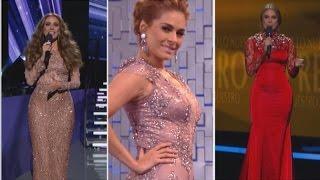 getlinkyoutube.com-¡Espectacular! Los looks de Galilea Montijo en Premio Lo Nuestro 2015