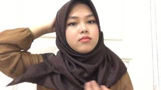 getlinkyoutube.com-3 Ways of Styling Bawal Crepe (Tutorial)
