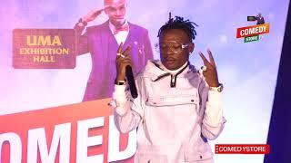 Alex Muhangi Comedy Store March18 - Fik Famieka width=