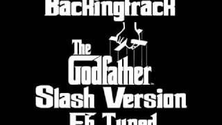getlinkyoutube.com-Godfather Theme - Slash Version Backingtrack (Eb Tuned)