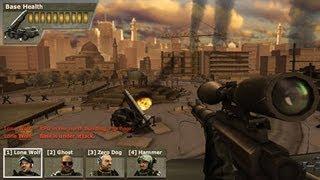 sniper team walkthrough, thumbnail