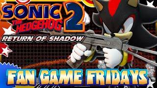 getlinkyoutube.com-Fan Game Fridays - Sonic 2: Return of Shadow