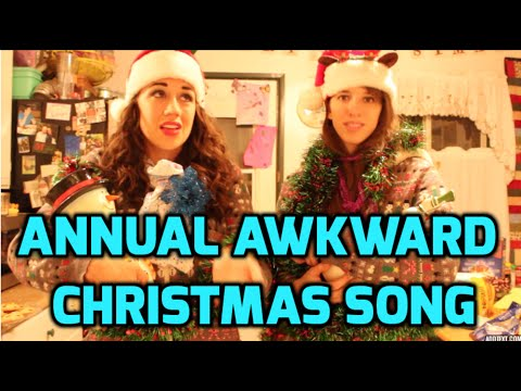 Annual Awkward Christmas Song