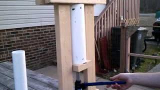 getlinkyoutube.com-Peterson briquette press 2