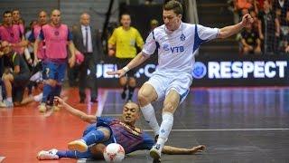 getlinkyoutube.com-BARCELONA vs DYNAMO. UEFA Futsal Cup.Final.29/04/2012