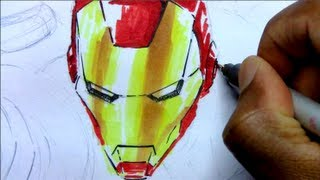 getlinkyoutube.com-How To Use Copic Sketch Markers