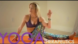 getlinkyoutube.com-Yoga Therapeutics with Kino: Sciatica, Shoulders and Hamstrings
