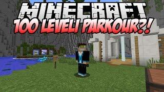 getlinkyoutube.com-Minecraft - Parkour Paradise 3 #01 - 100 LEVELI PARKOURA?!   Vertez