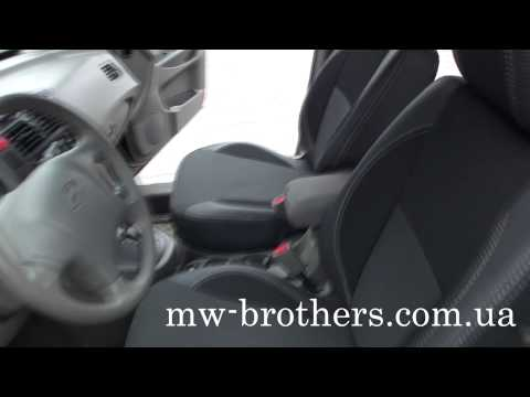 "Hyundai Tucson (чехлы ""MW Brothers"")"