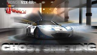getlinkyoutube.com-Racing Rivals Honda NSX RR Ghost Shift Tutorial