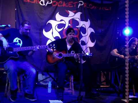 Back Pocket Prophet acoustic - Last Supper - Meltdown 2013 MOV07108 BPP
