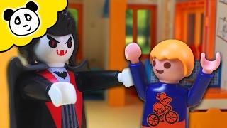 getlinkyoutube.com-PLAYMOBIL - Lockes Leben als Vampir - Pandido TV