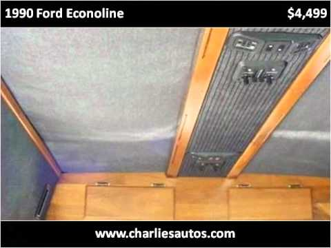 Acura Denver on 1990 Ford Econoline Problems  Online Manuals And Repair Information