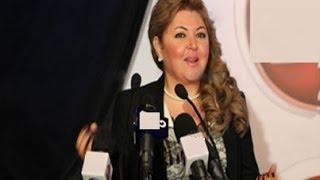 تروي الفنانة مها احمد تفاصيل الرجيم القاسي ورد فعل زوجها
