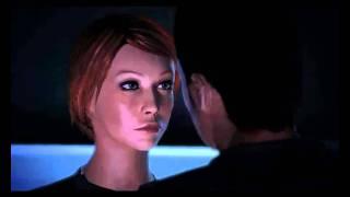 getlinkyoutube.com-Mass Effect - Kaidan Romance Ending Love Scene