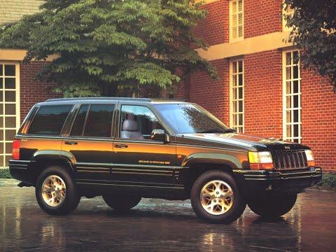Замена задней короткой пружины на более длинную переднюю. Jeep Grand Cherokee.