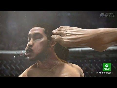 EA Sports UFC - HD Screenshots + IKC's Thoughts On EA Sports Taking UFC To Next-Gen Xbox One