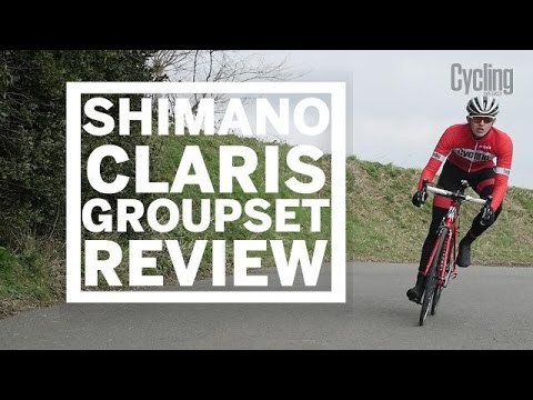 Shimano Claris: everything you need to know