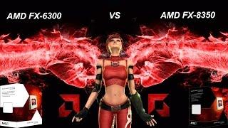 getlinkyoutube.com-AMD FX-6300 VS AMD FX-8350 Performance Test - 60FPS