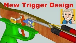 getlinkyoutube.com-New Speargun Trigger Design with safety knob