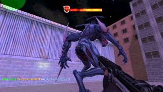 getlinkyoutube.com-CSO NST BETA 3 Alien Boss game play with download link