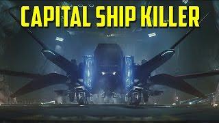 getlinkyoutube.com-Star Citizen - Capital Ship Killer
