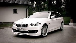 getlinkyoutube.com-BMW Alpina D5 Bi-Turbo (F11) Touring Introduction