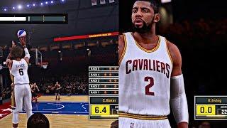 getlinkyoutube.com-CLUTCHEST 3 POINT CONTEST IN NBA HISTORY!   ALL-STAR WEEKEND! - NBA 2K16 MyCAREER S3