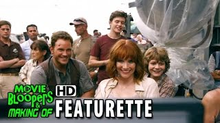 getlinkyoutube.com-Jurassic World (2015) Featurette - Welcome to Jurassic World