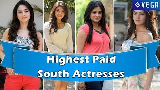 getlinkyoutube.com-Top 10 Highest Paid South Indian Actresses 2015