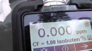 Ware County, Georgia Water heated to 125V° VOC testing