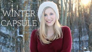 getlinkyoutube.com-Winter Capsule Wardrobe | Project 333