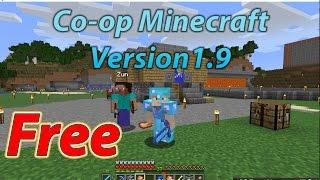 getlinkyoutube.com-[Hướng Dẫn] Co-op Minecraft 1.9 Release Free 100%
