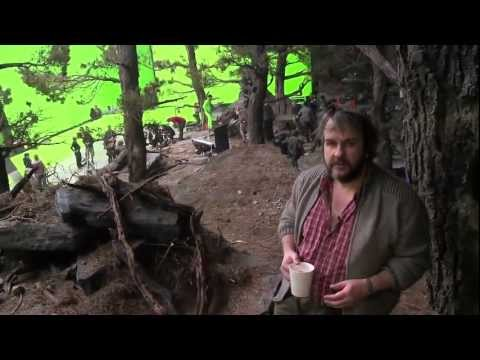The Hobbit - Production Diary Video #4 [HD] [Official]