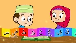 getlinkyoutube.com-Nasheed | Arabic Alphabet Song with Zaky | HD