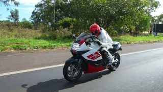 """BMW K1300S - The Ultimate Surprise (or """"Hear the Quick Shifting""""...)"""